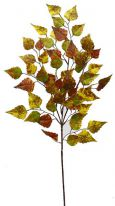 "FG5247:  27"" BIRCH LEAF SPRAY"