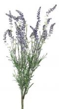 "FN160103:  18"" LAVENDER BUSH DARK PURPLE"